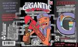 Gigantic Pipewrench Barrel Aged Gin IPA beer
