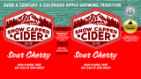 Snow Capped Sour Cherry beer