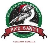 Pelican Bad Santa Cascadian Dark Ale Beer