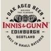 Innis & Gunn Blood Red Sky beer Label Full Size