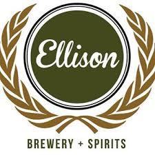 Ellison Amber Ale beer Label Full Size