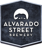 Alvarado Street Blue 'N Gold beer