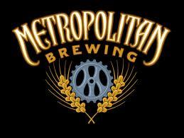 Metropolitan Double Diablo Dynamo beer Label Full Size