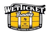 Wet Ticket Blood Orange Pale Ale beer