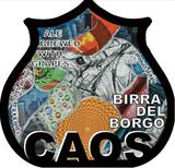 Birra del Borgo Caos beer