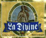 La Divine Double Blond beer