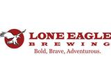 Lone Eagle Abbey Road Dubbel beer