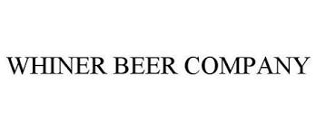 Whiner Go Lightly beer Label Full Size