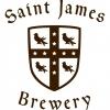 Saint James Mure: Blackberry Porter beer Label Full Size