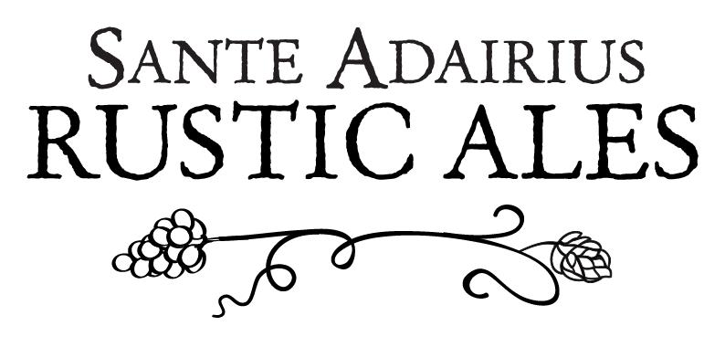 Sante Adairius Collective We beer Label Full Size