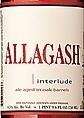 Allagash Interlude 2012 beer