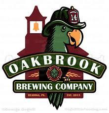 Oakbrook X50 beer Label Full Size