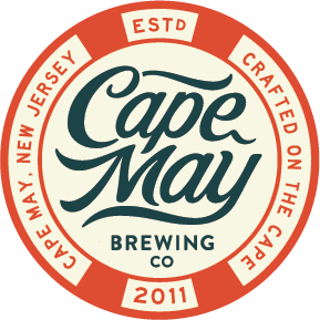 Cape May Snag & Drop beer Label Full Size