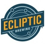 Ecliptic Phaser Hazy IPA beer Label Full Size