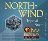 Two Brothers Northwind Imperial Stout Infused with Vanilla Beans beer