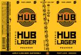 Hopworks HUB Lager Beer