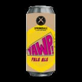 Springdale Yawp! beer