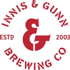 Innis and Gunn Kindred Spirits beer Label Full Size