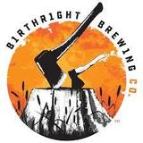 Birthright Brewing Tippy Toe beer