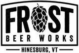 Frost Shush beer