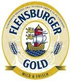 Flensburger Gold beer