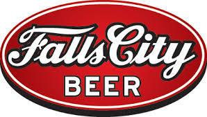 Falls City Turning Lane beer Label Full Size