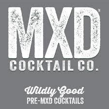 MXD Cocktail Co. Margarita beer Label Full Size