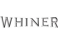Whiner Fur Letter Word beer Label Full Size