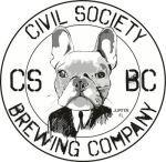 Civil Society Fresher Than Fresh beer Label Full Size