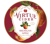 Virtue Cider Michigan Apple beer