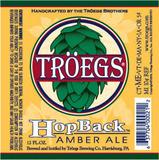 Troegs Hopback Amber Ale Beer