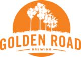 Golden Road Brewing Man-go War beer