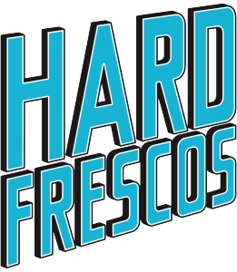 Hard Frescos Guava Citrico beer Label Full Size