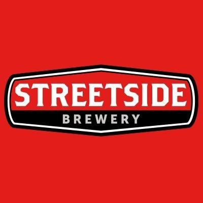 Streetside I Drink Your Milkshake! (w/ Blueberry) beer Label Full Size