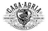 Casa Agria Guava Fresca beer