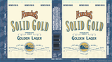 Founders Solid Gold Lager Beer