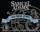 Sam Adams Thirteenth Hour Stout beer