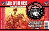 Local Option Blood ofthe Kings (Hoppy Wheat) beer