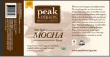 Peak Organic Mocha Collaboration beer