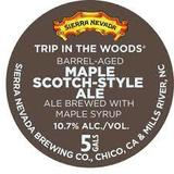 Sierra Nevada Trip in the Woods: Maple Scotch beer