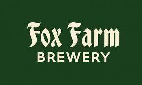 Fox Farm Double Burst beer Label Full Size