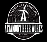 Altamont Beer Works Lager beer