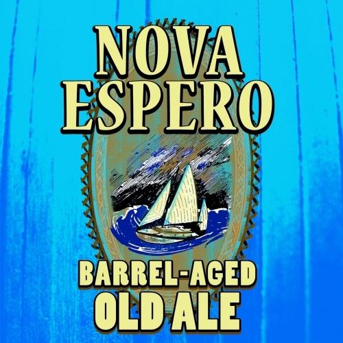 Great Barn Nova Espero beer Label Full Size