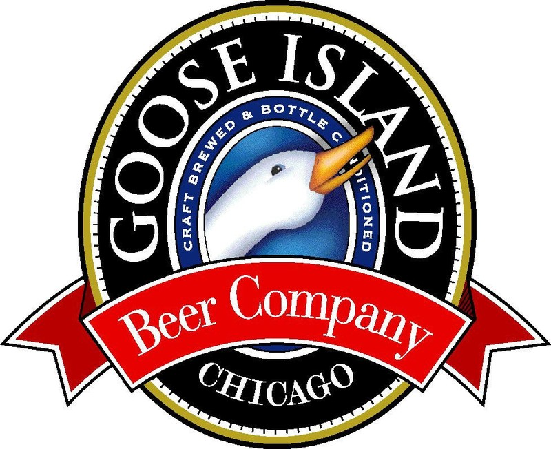 Goose Island Bourbon County Stout w/ Espresso Bean Randall (infusion) beer Label Full Size