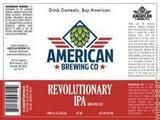 American Revolutionary IPA Beer