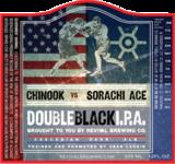 Revival Double Black IPA beer