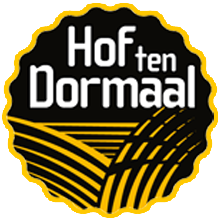Hof Ten Dormaal Barrel Aged Project: No. 9 Grappa beer Label Full Size