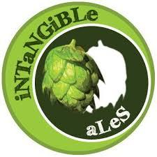 Intangiblles Ales Revered Green beer Label Full Size