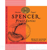 Spencer Peach Saison beer