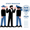 Mikkeller SD Staff Magician beer Label Full Size